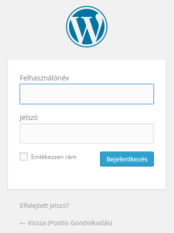wordpress-oktatas-belepes
